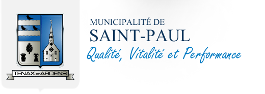 Municipalité de Saint-Paul